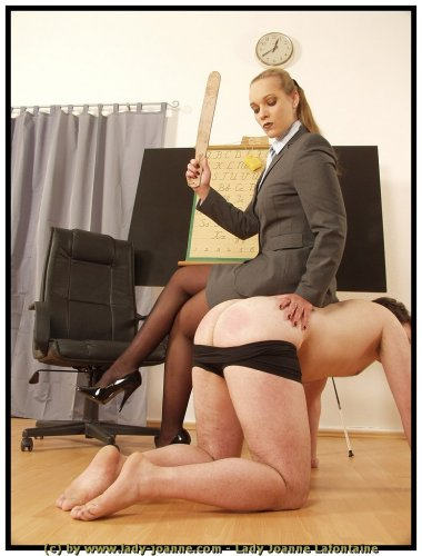 Fetish and spanking 2