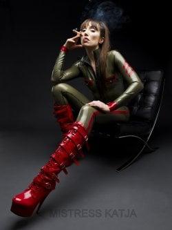 Mistress Katja  from City Of London - Mistress