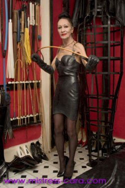 Mistress Cara from Wimbledon - Mistress