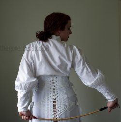 The Governess from Leicester - Mistress