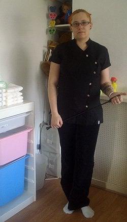 Nanny Kate from Wolverhampton - Mistress