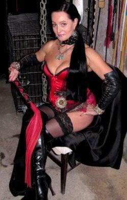 Mistress Chaos from Wakefield - Mistress