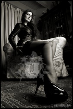 Lady Victoria Valente from Stuttgart - Mistress