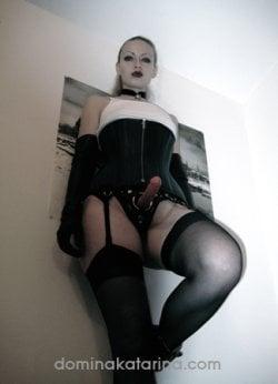 Domina Katarina from Vancouver - Mistress