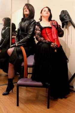 Mistress Sylvia Wolf from Glasgow City - Mistress