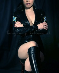 Domina Mandy from Hong Kong - Mistress